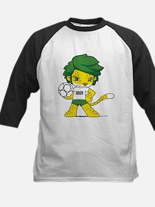 South Africa mascot zakumi Baseball Jersey