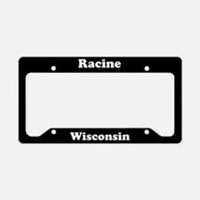 Racine WI License Plate Holder