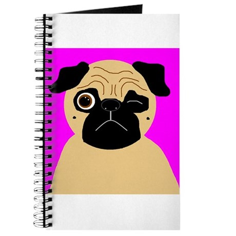 Wink, the Pug Journal