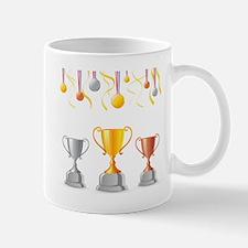 Trophies medals art Mugs