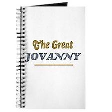 Jovanny Journal