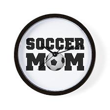 Soccer Mom Wall Clock