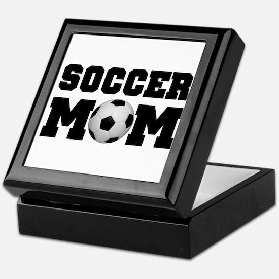 Soccer Mom Keepsake Box
