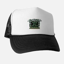 THE POWER OF WORDS.. Trucker Hat