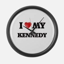 I love my Kennedy Large Wall Clock
