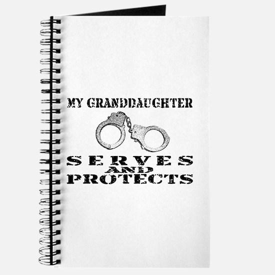 Serves & Protects Cuffs - Grnddghtr Journal