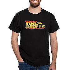 Mac To The Future Parody Shirt