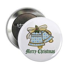 Snowflake Christmas Bells 2.25