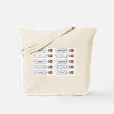 Unique Traditional chinese medicine Tote Bag
