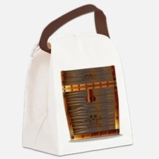 Unique Rich Canvas Lunch Bag