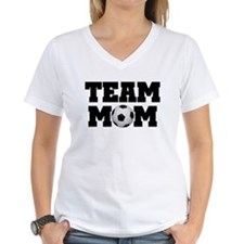 Soccer Team Mom Shirt