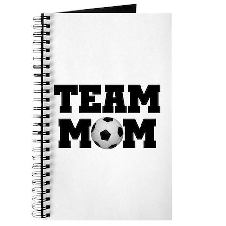 Soccer Team Mom Journal