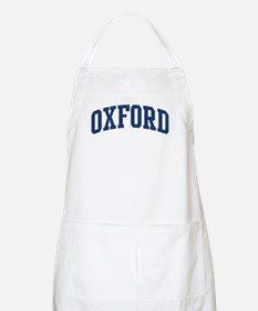 OXFORD design (blue) BBQ Apron