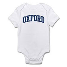 OXFORD design (blue) Infant Bodysuit