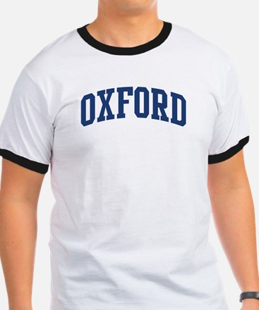 OXFORD design (blue) T
