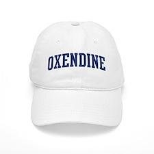 OXENDINE design (blue) Baseball Cap