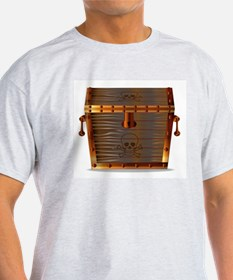 Pirates Treasure Chest T-Shirt
