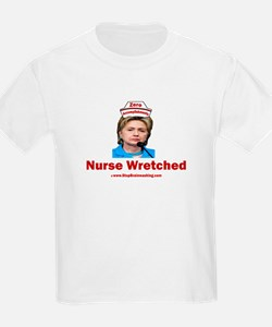 Hillary Nurse Wretched T-Shirt