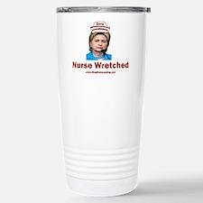 Hillary Nurse Wretched Travel Mug