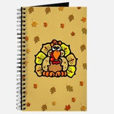 Thanksgiving Turkey Feathers Journal