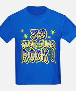 30 Year Olds Rock ! T