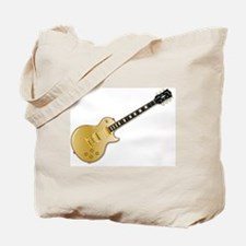 Cool Gibson les paul Tote Bag