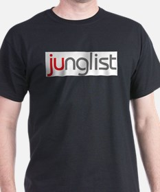 Junglist Grey T-Shirt