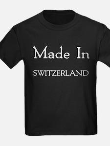 Made In Switzerland T