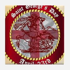 Unique Patron saint of Tile Coaster