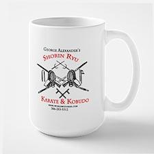 George Alexander's Shorin Ryu Karate Mugs