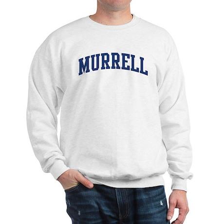 MURRELL design (blue) Sweatshirt