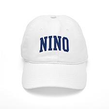 NINO design (blue) Baseball Cap