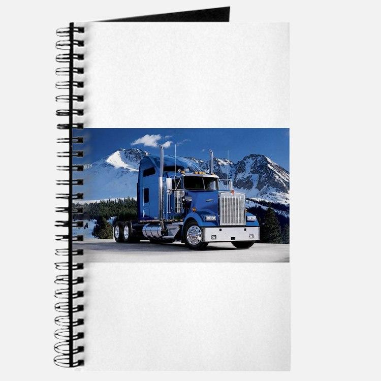 Mountain Blue Kenworth Journal