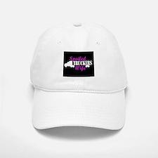 Spoiled Truckers Wife Baseball Baseball Cap