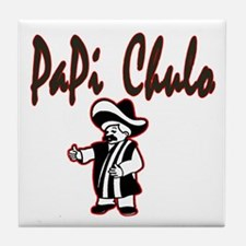 PaPi Chulo Tile Coaster