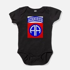 Cute 82nd airborne Baby Bodysuit