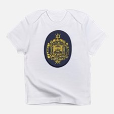 Cute United states naval academy Infant T-Shirt