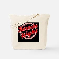 Cute Karaoke Tote Bag