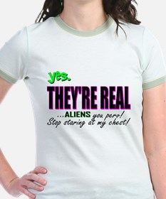 Real Aliens T