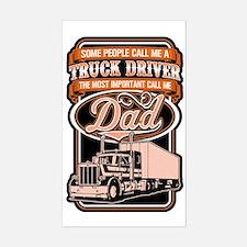 Cute Trucker Decal