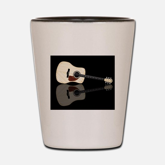 Chords Shot Glass