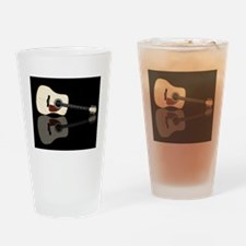 Mahogany Drinking Glass