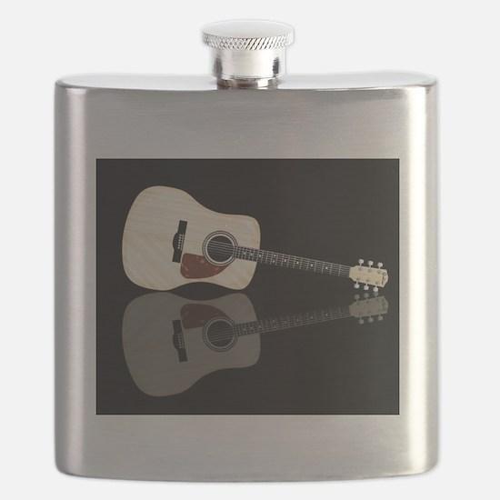 Cool Folk Flask