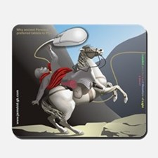 Jamshid Lost Mountain Mouse Mat