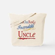 Incredible Uncle Tote Bag