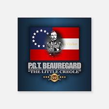 Beauregard DV Sticker