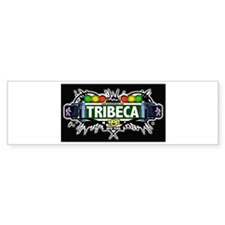 Tribeca (Black) Bumper Bumper Sticker