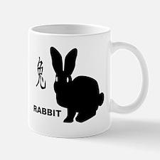 Chinese Year Of The Rabbit Mugs