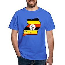 Cool Uganda T-Shirt