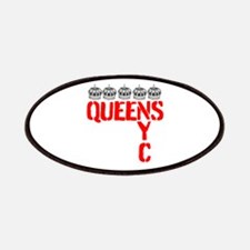 QUEENS NYC - CROWNS Patch